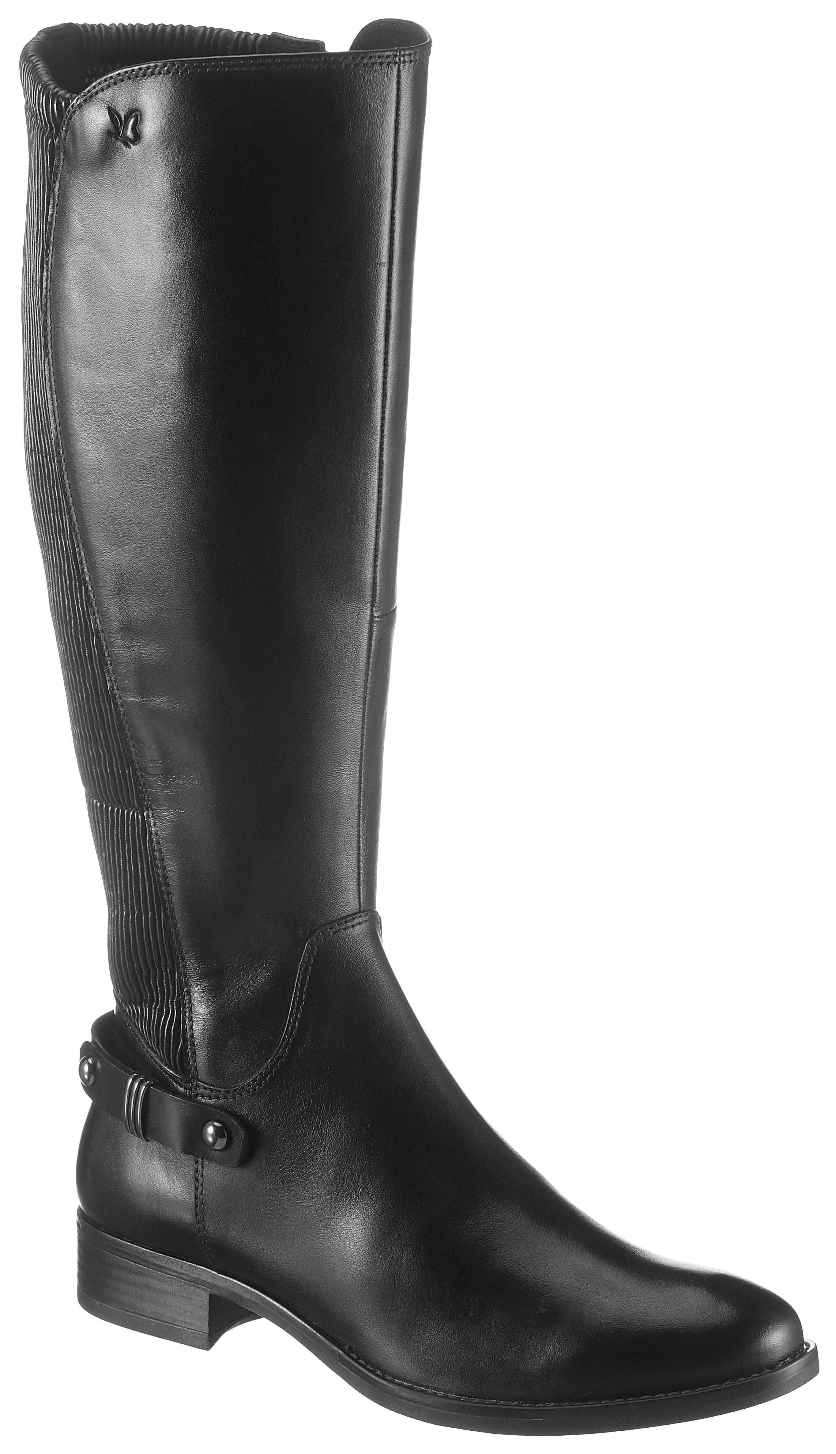KaufenOtto Xl Online Klassischen Stiefel Mit Look SchaftIm Caprice NvP8n0mwyO