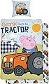 Kinderbettwäsche »Traktor«, mit Comic Held, Bild 1