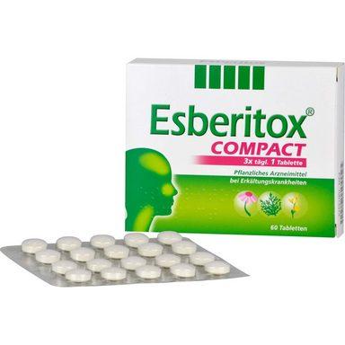 Esberitox Compact Tabletten, 60 St