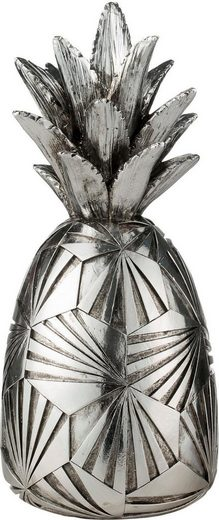Lene Bjerre Dekoobjekt »Serafina Ananas«, antique silver