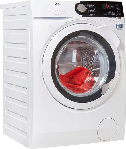 AEG Waschmaschine SERIE 7000 LAVAMAT L7FB78490, 9 kg, 1400 U/min, mit AutoDose & WiFi Steuerung