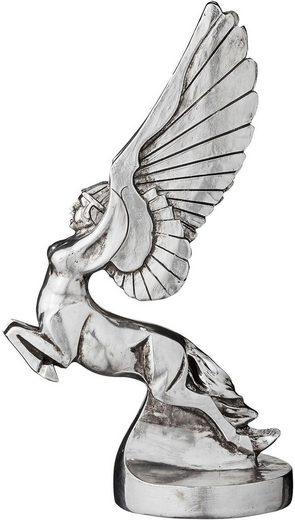 Lene Bjerre Dekofigur »Serafina«, antique silver