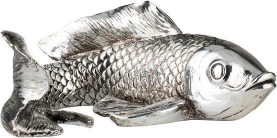 Lene Bjerre Tierfigur »Serafina Fisch«, antique silver