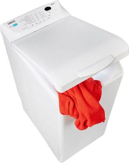 Zanussi Waschmaschine Toplader ZWQ61235CI, 6 kg, 1200 U/min