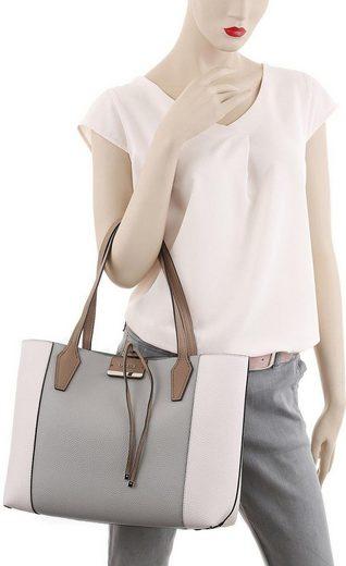 Guess Shopper »Bobbi Inside out«, mit herausnehmbarer Kosmetiktasche