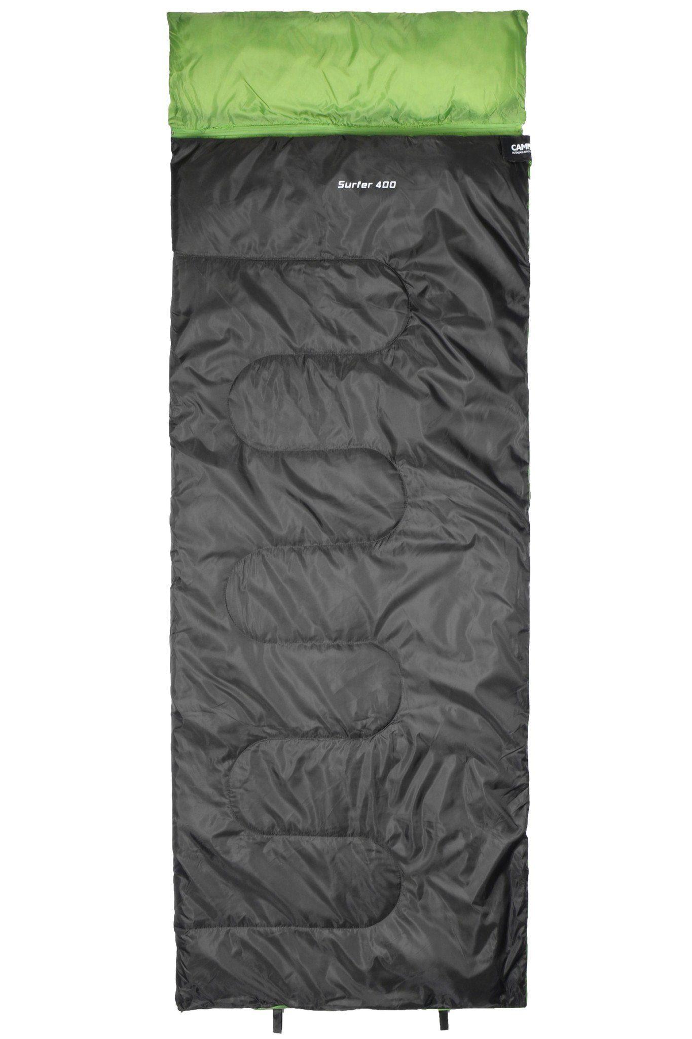 Outwell Commodore Sleeping Bag Ausf/ührung Right Zipper 2019 Schlafsack