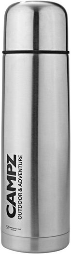 CAMPZ Trinkflasche »Stainless Steel Insulated Bottle 1000ml«