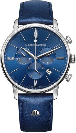 MAURICE LACROIX Chronograph »Eliros, EL1098-SS001-410-1«