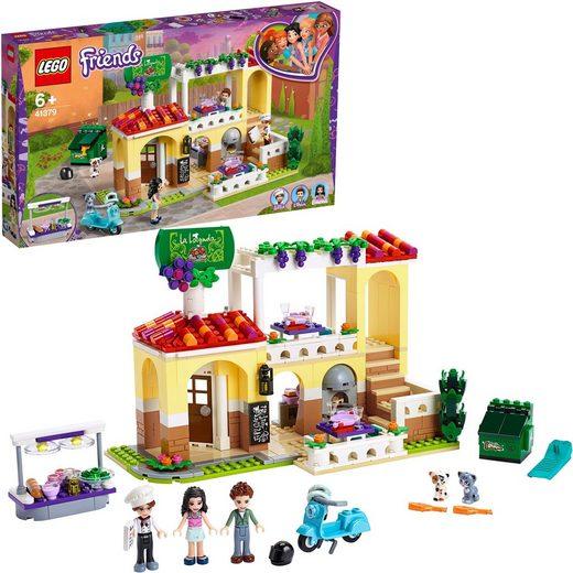 LEGO® Konstruktionsspielsteine »Heartlake City Restaurant (41379), LEGO® Friends«, (624 St)