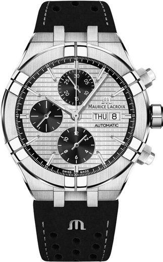 MAURICE LACROIX Chronograph »Aikon, AI6038-SS001-132-1«