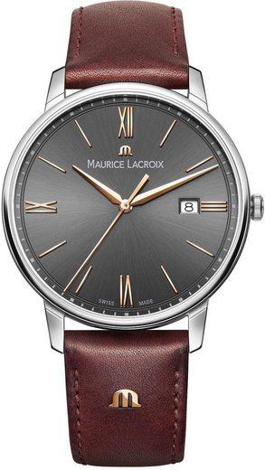 MAURICE LACROIX Schweizer Uhr »Eliros, EL1118-SS001-311-1«