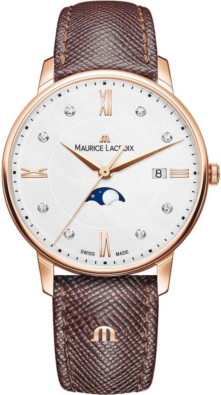MAURICE LACROIX Schweizer Uhr »Eliros, EL1096-PVP01-150-1«