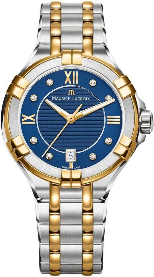 MAURICE LACROIX Schweizer Uhr »Aikon, AI1006-PVY13-450-1« | Uhren > Schweizer Uhren | MAURICE LACROIX