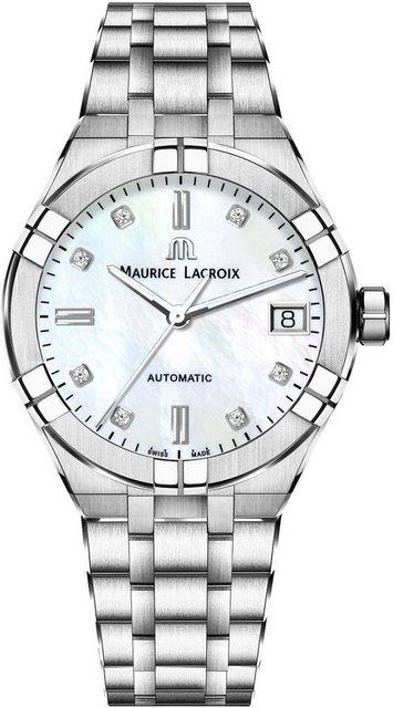 MAURICE LACROIX Automatikuhr »Aikon, AI6006-SS002-170-1« | Uhren > Automatikuhren | Maurice Lacroix