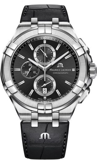 MAURICE LACROIX Chronograph »Aikon, AI1018-SS001-330-1«