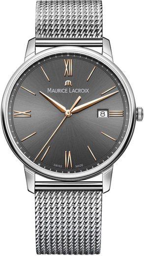 MAURICE LACROIX Schweizer Uhr »Eliros, EL1118-SS002-311-1«