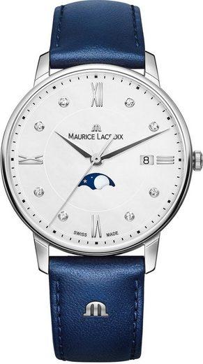 MAURICE LACROIX Schweizer Uhr »Eliros, EL1096-SS001-150-1«