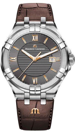 MAURICE LACROIX Schweizer Uhr »Aikon, AI1008-SS001-333-1«