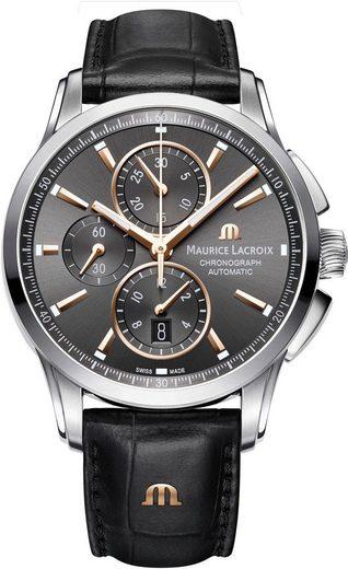 MAURICE LACROIX Chronograph »Pontos, PT6388-SS001-331-1«