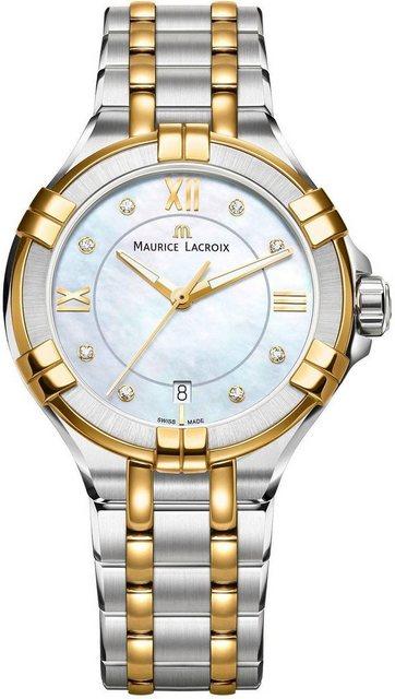 MAURICE LACROIX Schweizer Uhr »Aikon, AI1006-PVY13-171-1« | Uhren | Maurice Lacroix