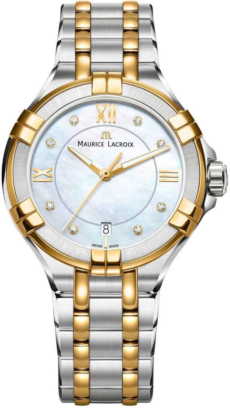 MAURICE LACROIX Schweizer Uhr »Aikon, AI1006-PVY13-171-1«