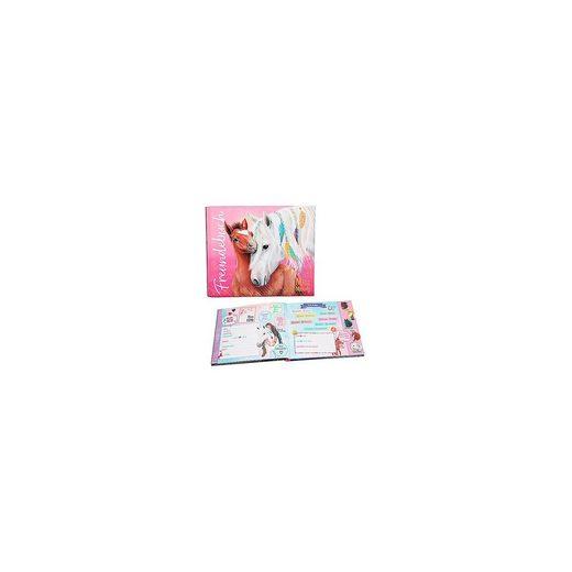 Depesche Miss Melody Freundebuch, Pferd rosa