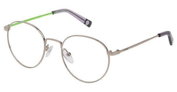 Kinder,  Unisex Sting Kinder Brille »VSJ415« silber | 00190605176689