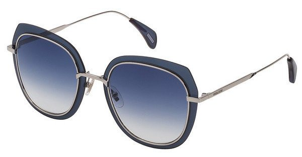 Turnschuhe für billige Preis Fabrik authentisch Police Damen Sonnenbrille »SPL831«, Squareförmige Vollrandsonnenbrille  online kaufen   OTTO