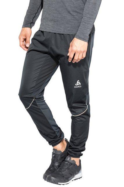 Odlo Laufhose »Zeroweight Windproof Warm Pants Herren« | Sportbekleidung > Sporthosen > Laufhosen | Odlo