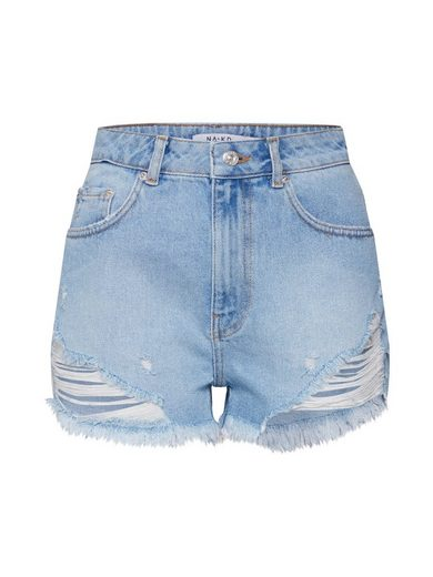 NA-KD Jeanshotpants