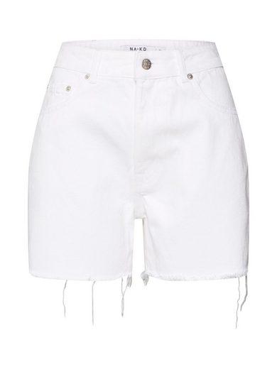 NA-KD High-waist-Jeans