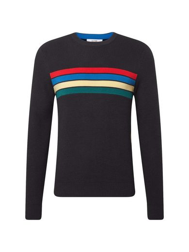 KIOMI Streifenpullover »Rainbow Stripe Jumper«