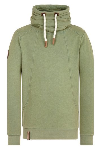 naketano Sweatshirt »Forced from Suffering«