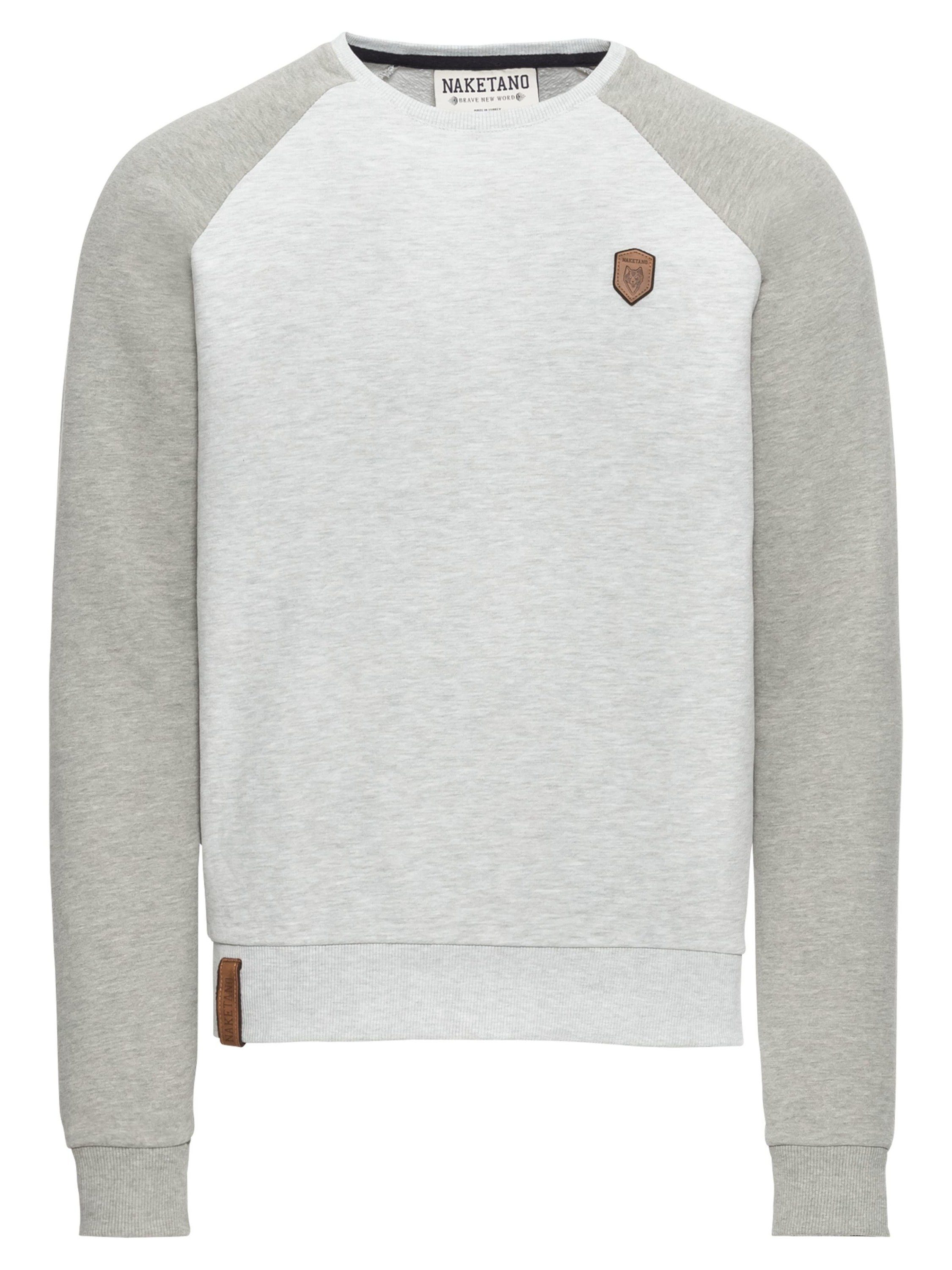 naketano Sweatshirt »Jordan Rules«, Regular Fit online kaufen | OTTO