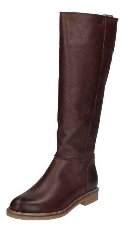 HUB »Venda L81« Stiefel dark brown