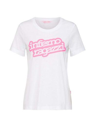 Inferno Ragazzi Print-Shirt »Look Up«