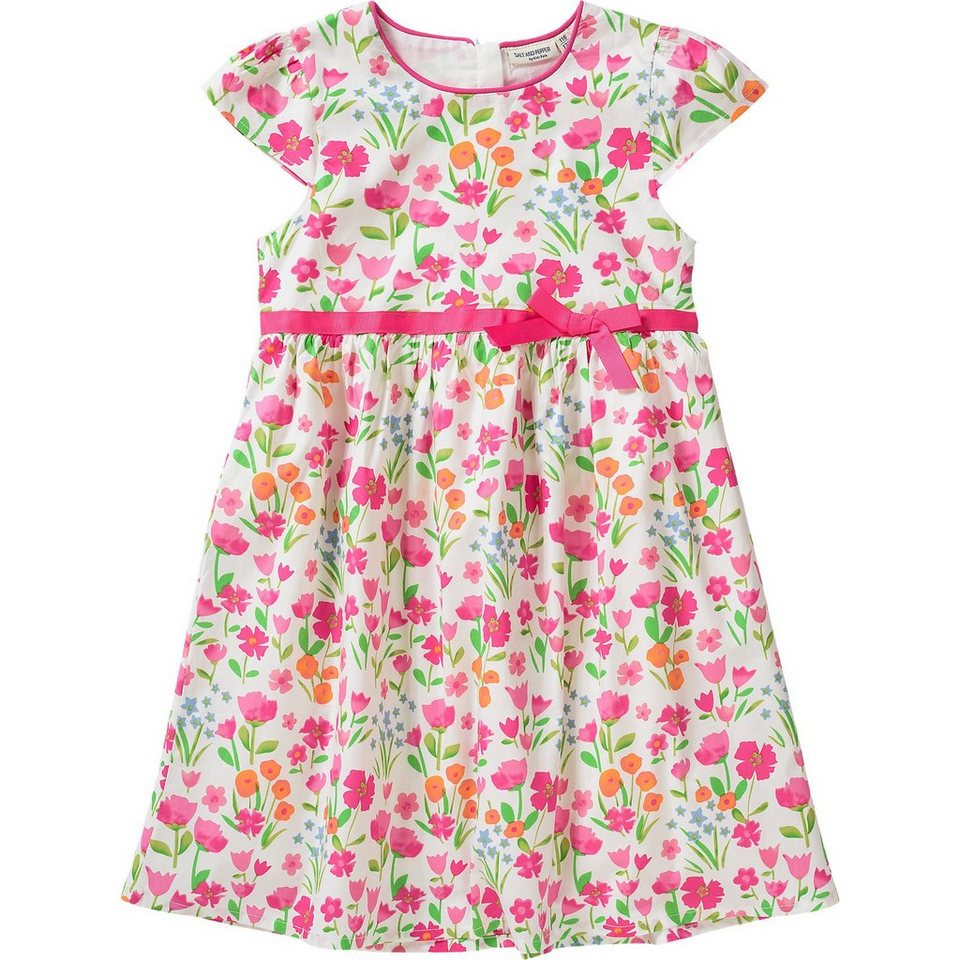 Salt Pepper Kinder Kleid Allover Print Online Kaufen Otto