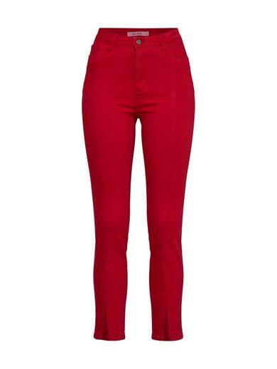 NA-KD Skinny-fit-Jeans »Slit«