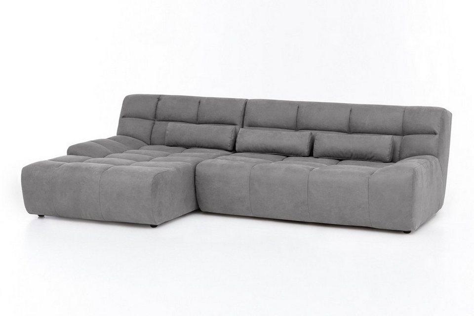 Kawola Big Sofa Microfaser Recamiere Wahlbar Versch Farben Seto Online Kaufen Otto