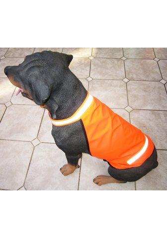 HEIM Liemenė šuniui »Signalweste« gefüttert...