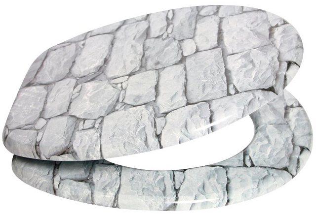 WCs und Zubehör - SANILO WC Sitz »Wall«, mit Absenkautomatik  - Onlineshop OTTO