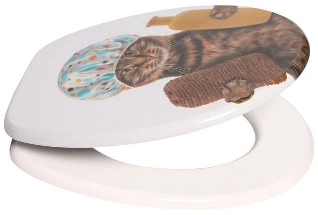 WCs und Zubehör - SANILO WC Sitz »Shower Cat«, mit Absenkautomatik  - Onlineshop OTTO