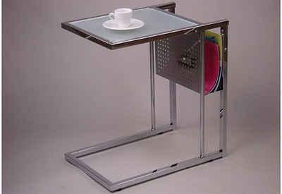 Beistelltisch glas chrom  Beistelltisch online kaufen » Design & Klassisch | OTTO