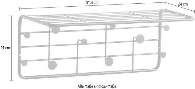 Garderobenleisten und Haken - Zeller Present Garderobenleiste  - Onlineshop OTTO