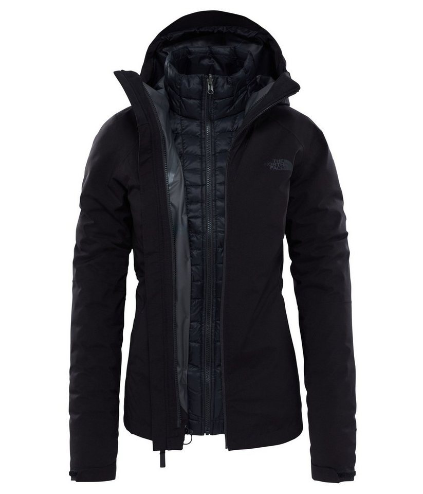 bad3f55b7e13d1 The North Face Outdoorjacke »Thermoball 3:1 Triclimate Jacket Damen ...