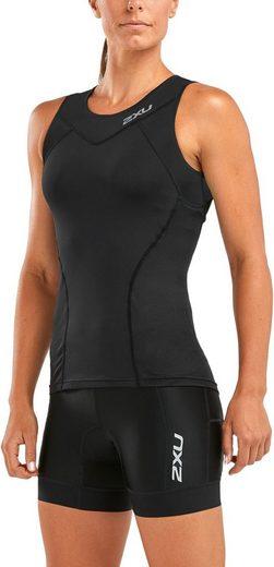 2xU Triathlonbekleidung »Active Tri Singlet Damen«