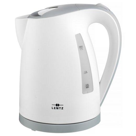 Lentz Wasserkocher Wasserkocher 1,7 Liter