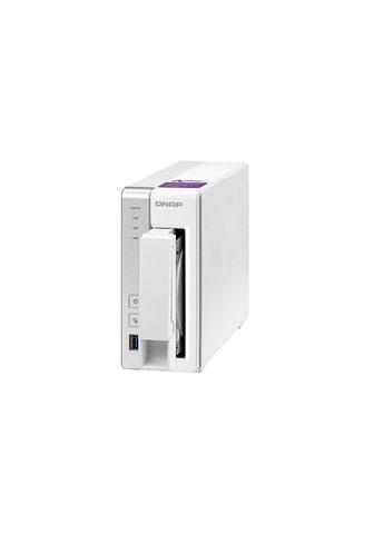 QNAP TS-131P NAS 1Bay NAS Gehäuse »Desktop ...