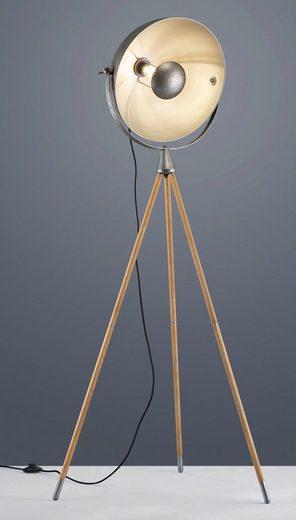 TRIO Leuchten Stehlampe »Delhi«