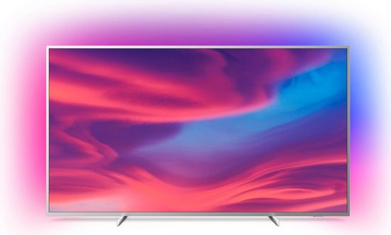 "Philips ""The One"" 70PUS7304/12 LED-Fernseher (178 cm/70 Zoll, 4K Ultra HD, Smart-TV, Ambilight (3-seitig)"